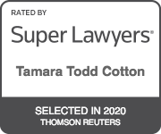Tamara has again been named Super Lawyer in Workers' Compensation